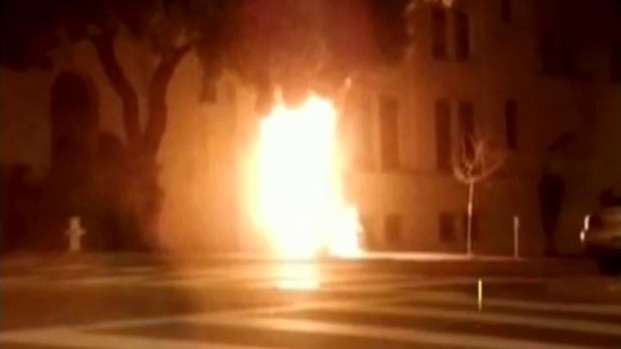 "[BAY] Fire, ""Violent Crime"" at Chinese Consulate in San Francisco"
