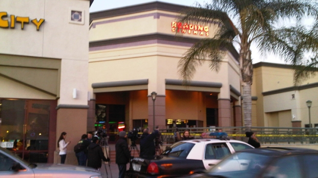 [DGO] Officer Shoots Man Inside Movie Theater