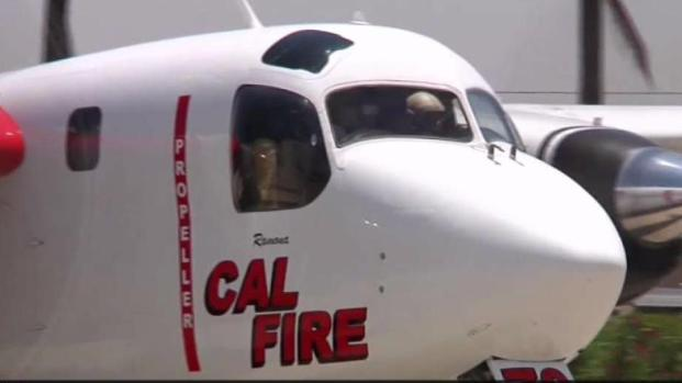 Cal Fire Preps for Fire Threat This Weekend