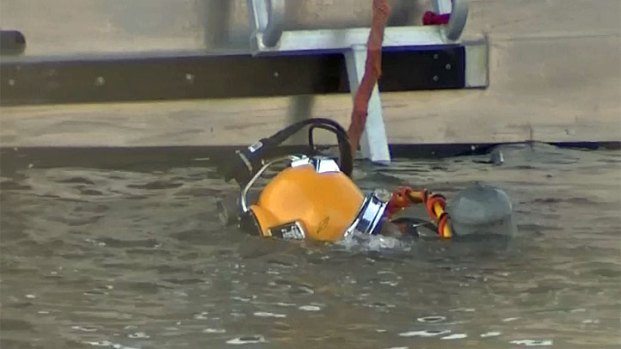 [DGO] Divers Inspect Coronado Bridge