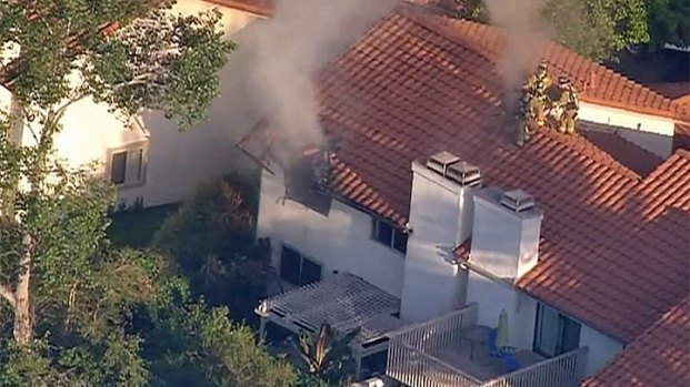 [DGO] Woman Injured in Carlsbad Fire