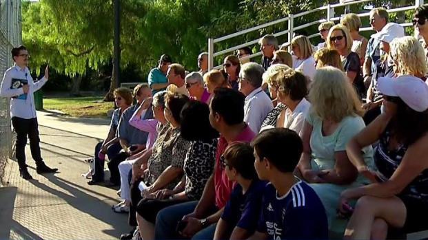 Carmel Mountain Residents Rally Over Bumpy Roads