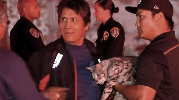 [DGO] Firefighters Save Family's Cat