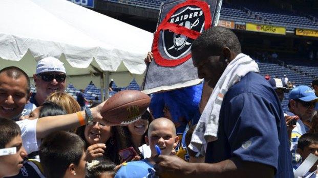 Chargers Fan Fest 2011
