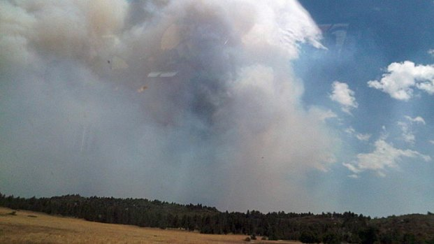 [DGO]New Evacuations Ordered in Chariot Fire