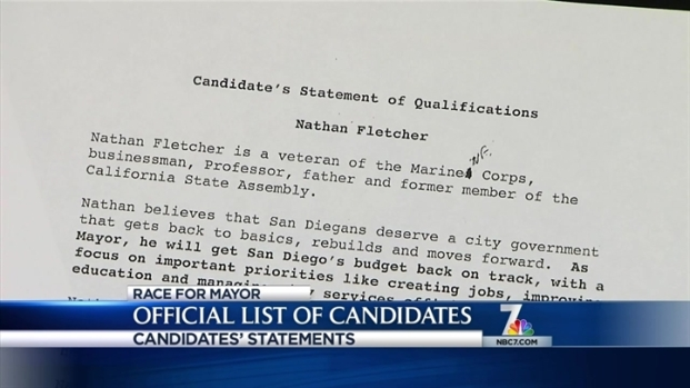[DGO] Mayoral Candidates Officially on Ballot Announced