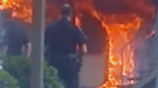 [DGO] Video Captures Fatal Fire in Chula Vista
