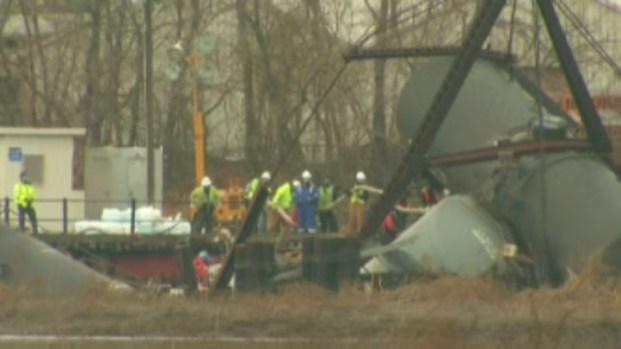 [PHI] Closings, Evacuation Info After NJ Train Derailment