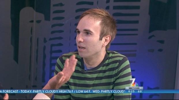 [DGO] Comedian Taylor Williamson Visits San Diego