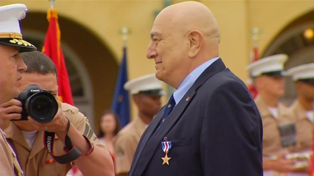[DGO] Cordileone Receives Silver Star