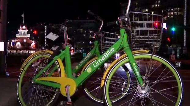 [DGO] Coronado Declares Dockless Bikes a Public Nuisance