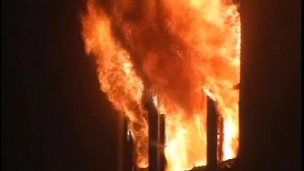 Cortez-Area Apt Fire: Images