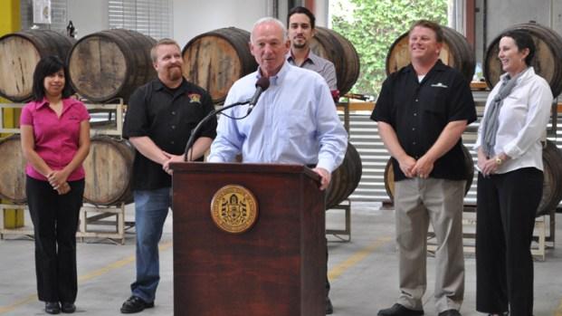 "Mayor: Drinking Beer ""Your Civic Duty"" in June"