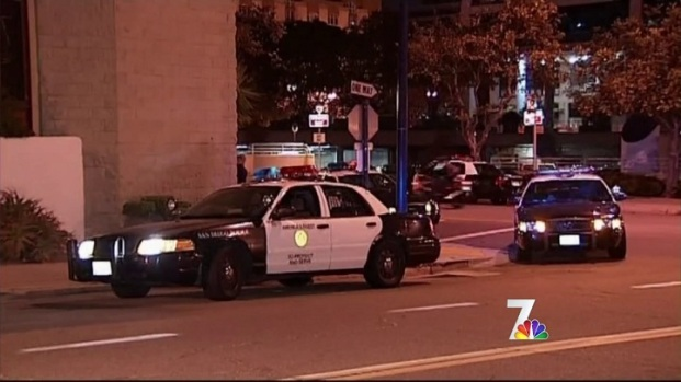 [DGO] Crime Swings Up in San Diego