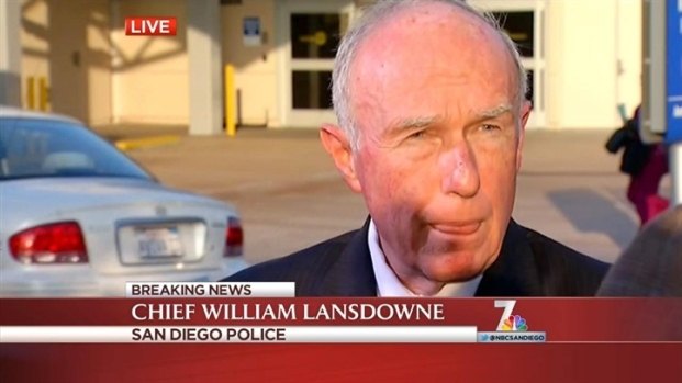 [DGO] Police Chief Gives Update on Officer Shot in City Heights