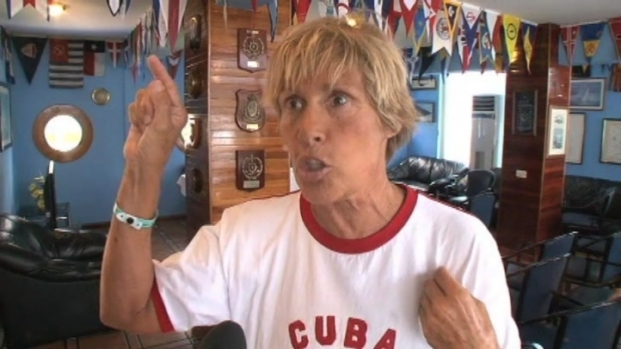 [MI] Nyad to Begin 4th Cuba to Keys Swim Sunday