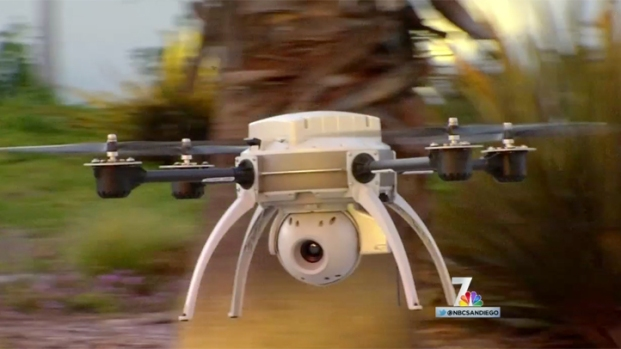 [DGO] Drones Used to Assist Firefighters