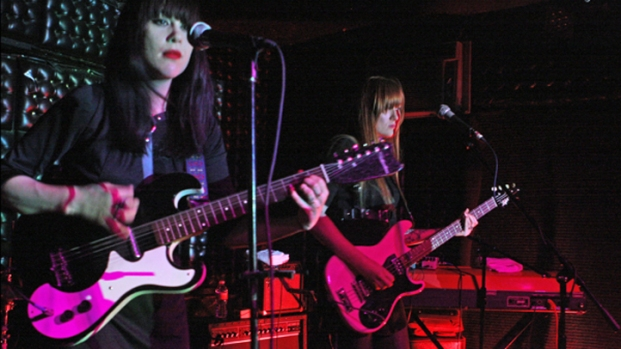 Dum Dum Girls, Crocodiles at the Casbah