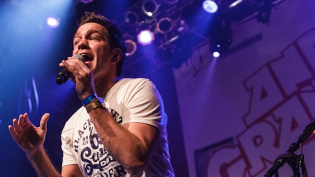 Andy Grammer at the House of Blues
