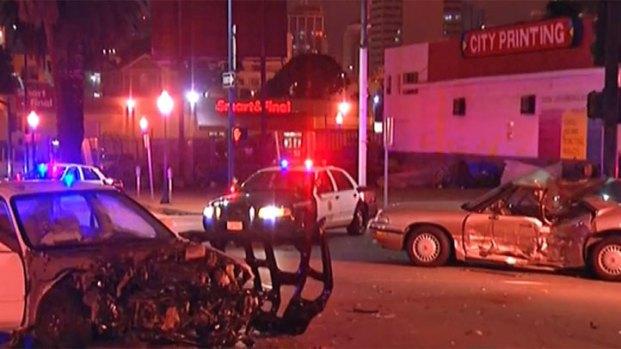 [DGO] Driver Victim in East Village Street Racing: Cops