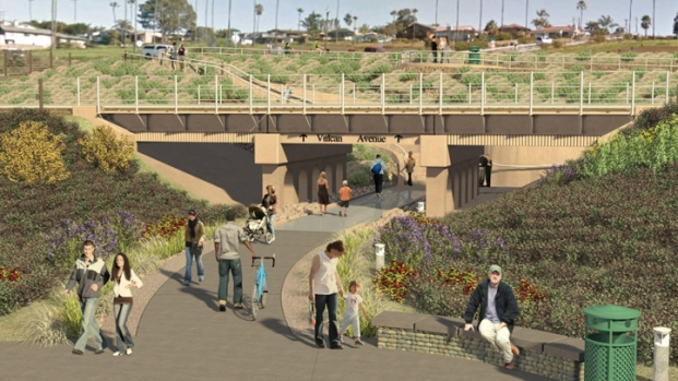Pedestrian Crossing to Be Built in Encinitas