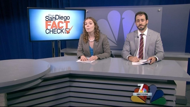 [DGO] SD Fact Check: Fletcher's Police Pay Claim