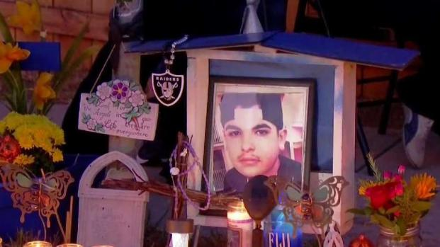 [DGO] Family Holds Vigil for Teen Shot to Death in 2015