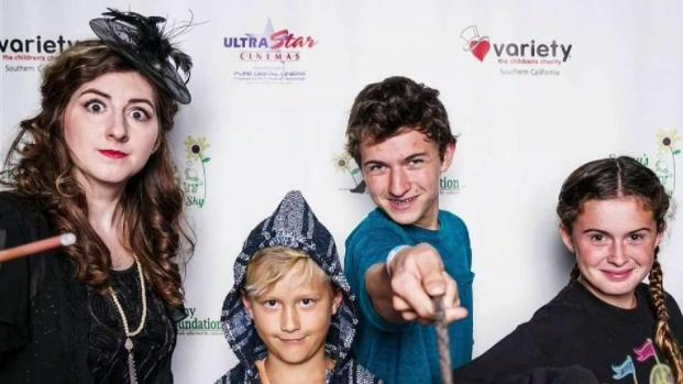 'Fantastic' Seany Movie Night to Fight Childhood Cancer