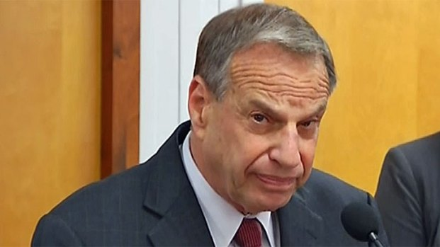 [DGO] Mayor Bob Filner to Enter Rehab