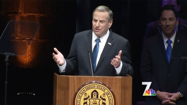 [DGO] San Diego Mayor Filner's State of the City