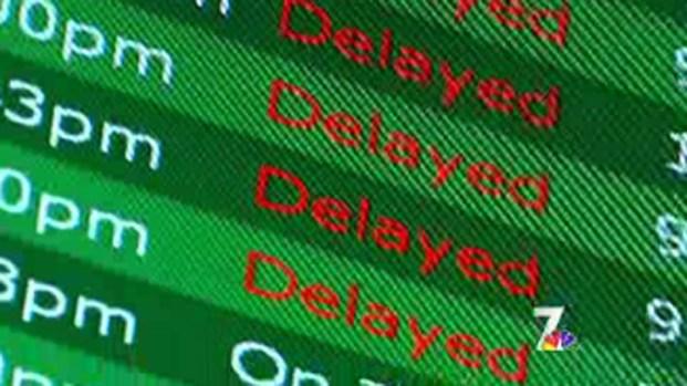 [DGO] Dozens of Flights Delayed at Lindbergh Field