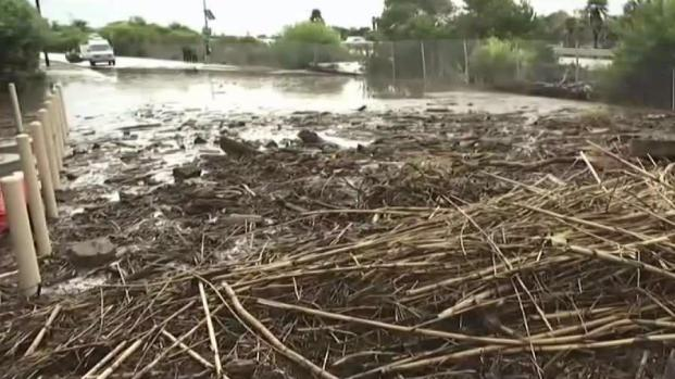 [NATL-LA] Floodwaters 'Took Everything' Near Montecito Creek