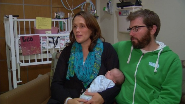[DGO] Newborn Returns Home After Hypothermia Treatment