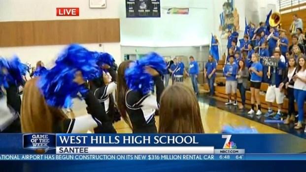 [DGO] Game of the Week: West Hills vs. El Capitan