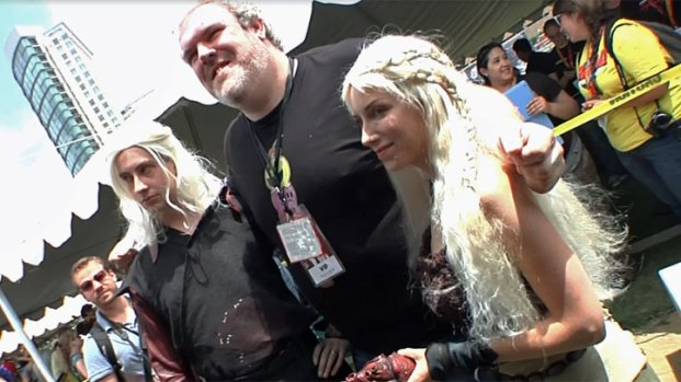[DGO] Game of Thrones Kristian Nairn, Just a Big Geek Too