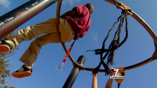 [DGO] Safety of San Diego Playgrounds Under Review