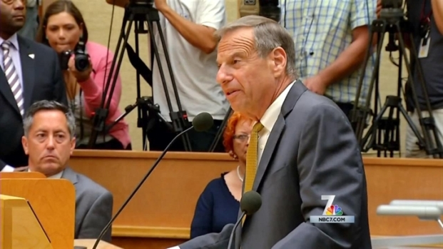 [DGO] Filner's Final Day in Office
