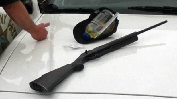 Gunman Arrested on I-15: CHP