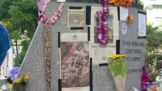 [G]Tony Gwynn Remembered in San Diego
