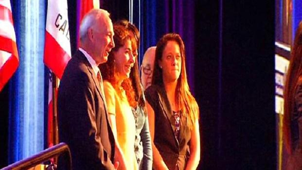 Harvey Milk Breakfast Honors Sanders, Kehoe