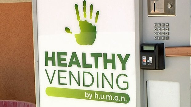 [DGO] High School Testing Healthy Vending Machine