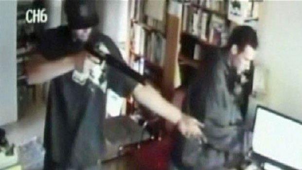 Cops Release Bay Ho Home Invasion Surveillance Video