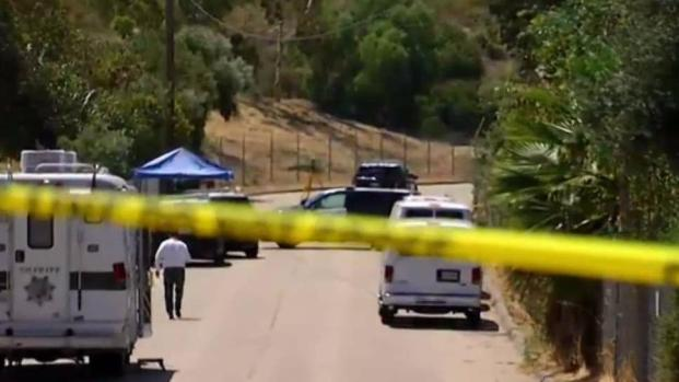 Homicide Detectives Investigate Man's Death in Vista