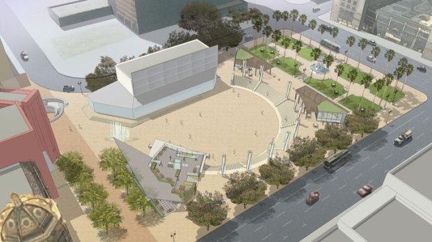 Urban Park Designs Unveiled: Images