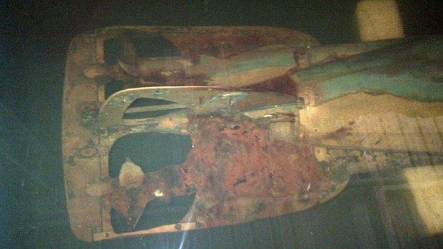 [G] Navy Dolphins Find Rare Torpedo Off Coronado