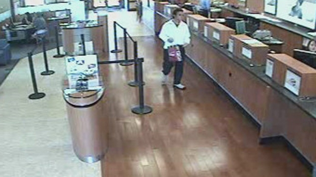 Bank Robber Leaves Suspicious Device on Counter