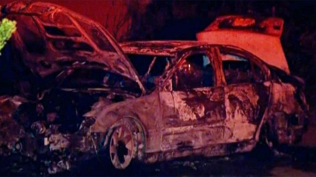 [DGO] Body Found in Burned-Out Car