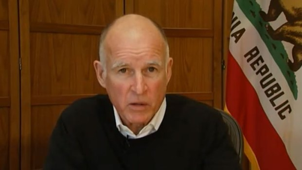 [LA] Gov. Brown Unveils His Revised Budget