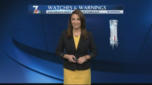 [DGO] Jodi Kodesh's Morning Weather Forecast for Thursday December 20th, 2012