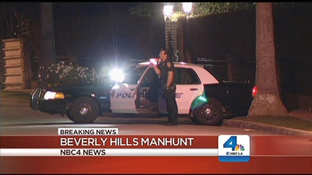 "[LA] ""Swatting"" Focuses Police on Beverly Hills Address"